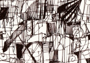 birdcage – detail